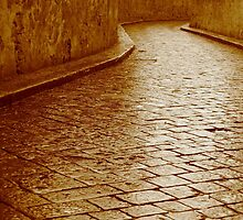 Roman roads by BridieH
