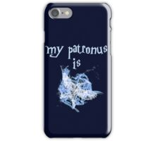 my patronus is... iPhone Case/Skin