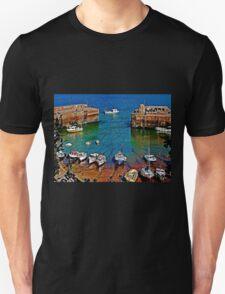 Newquay Harbour T-Shirt