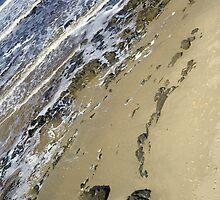 Rock Water Sand. by Raymond J. Marcon