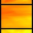 """abstract trittico 1 by Antonello Incagnone """"incant"""""""