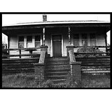 This Old House ... Photographic Print