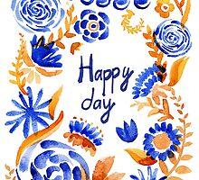 Happy day by OlgaBerlet