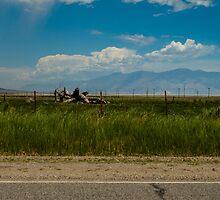 Side of the road by hettie
