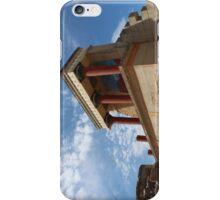 Knossos Palace iPhone Case/Skin