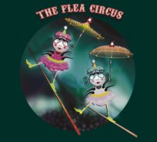 The Fleas Circus - The Tightrope Walker Fleas Sisters by Kartoon