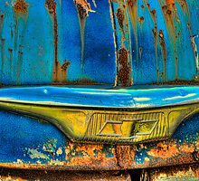 Chevy Blue by sundawg7