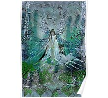 Spring Faerie Poster