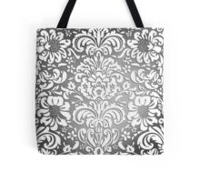 Floral Elegance - Colour Fade Pattern 4 Tote Bag