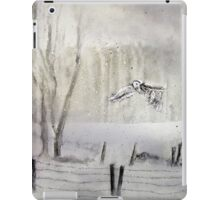 I'm Late, I'm Late iPad Case/Skin