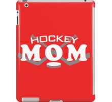 HOCKEY MOM iPad Case/Skin