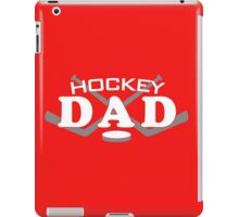 Hockey DAD iPad Case/Skin