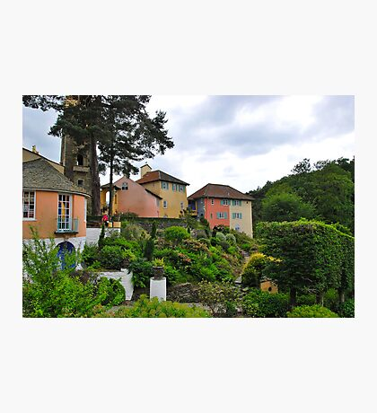 Portmeirion -  North Wales Photographic Print