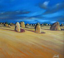 Pinnacles by scottnaismith
