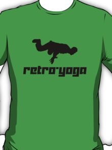 Retro-Yoga T-Shirt