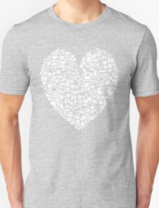 For Those Who Love to Cook Unisex T-Shirt