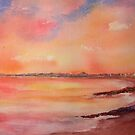 Hythe Bay by Beatrice Cloake