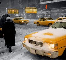 New York Winter '93 by Sonia de Macedo-Stewart