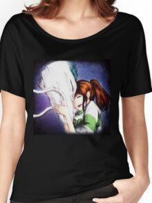 Spirited Away - Chihiro & Haku Women's Relaxed Fit T-Shirt