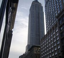 The Empire State Building by jaem