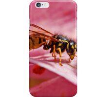 Wasp - Yellow Jacket iPhone Case/Skin