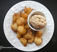 Loukoumades by MsGourmet