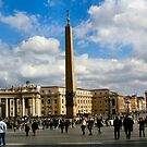 Vatican City by Lawrence Henderson