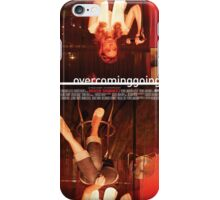 Overcoming Going Under Poster 3 iPhone Case/Skin