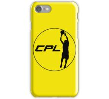 Canberra Players League iPhone Case/Skin