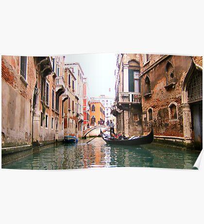 Italy - Venice Poster
