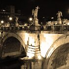 Rome By Night by Joanna Beilby
