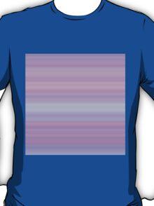 Rose-Violet Stripes T-Shirt