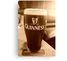 250 years of Guinness Canvas Print