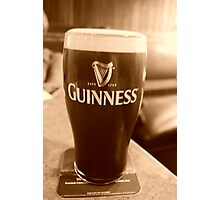 250 years of Guinness Photographic Print