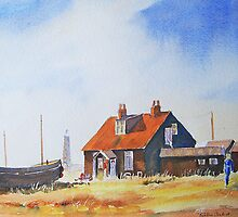 Dungeness - Kent by Beatrice Cloake