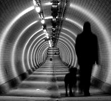 Shadowy figures stalk the tunnels by MindSpigot