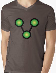 BBrainy Mens V-Neck T-Shirt
