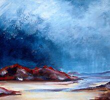 Ardtoe Beach I I I  by Fee Dickson