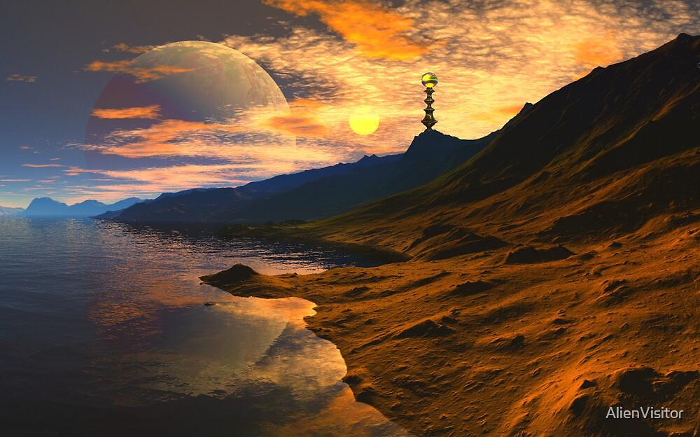 Qualar's Sun by AlienVisitor