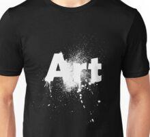 ART 2 (White) Unisex T-Shirt