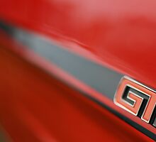 GT Falcon Badge by Stuart Daddow Photography
