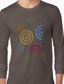 Abstract Curves TShirt T-Shirt