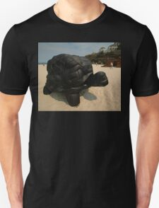 Rubber Tyre Tortoise @ Sculptures By The Sea T-Shirt