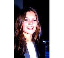 Model Kate Moss 1993 Photographic Print