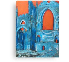 """ruin"" by Terri Waterman Canvas Print"