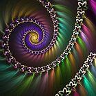 Star Spiral by obeyyourmaster