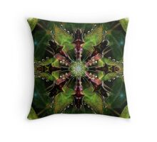 Star of Piloqutinnguaq (Little Leaf) Throw Pillow