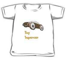 Toy Supercar design Kids Tee