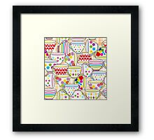 Tea or Coffee Cup Framed Print