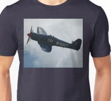 Sea Fury @ Temora Warbirds Airshow 2011 Unisex T-Shirt